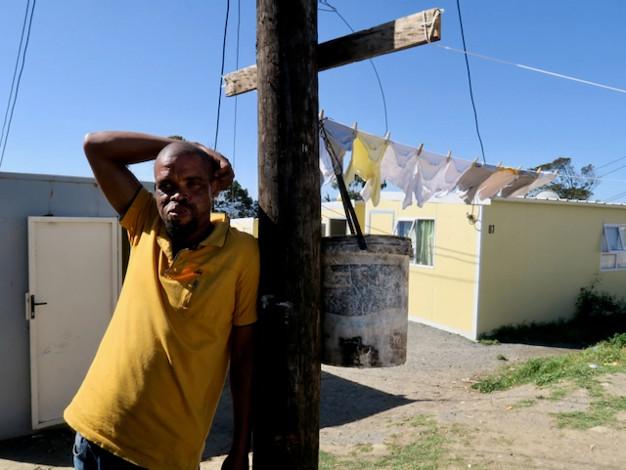 shack fires destroyed scores of homes in Qolweni informal settlement