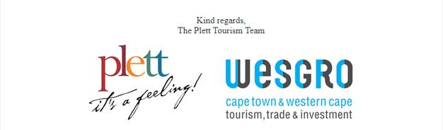 Plett Tourism newsletter for the ARTS