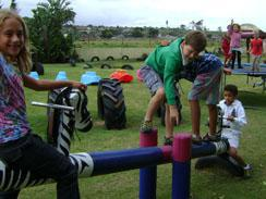Lots of things for children to do in Port Elizabeth