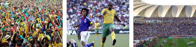 2010 FIFA World Cup Port Elizabeth
