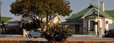 Architecture on Cape Road Port Elizabeth