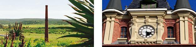 Brickworks Chimney Despatch and Victoria Tower Uitenhage