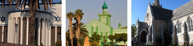 Churches, Synagogues, Mosques Port Elizabeth