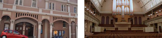 The Opera House and Feathermarket Centre Port Elizabeth
