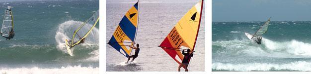 Windsurfing Port Elizabeth