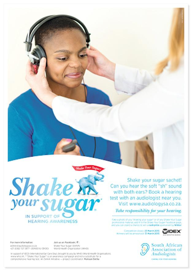 Shake your Sugar Poster