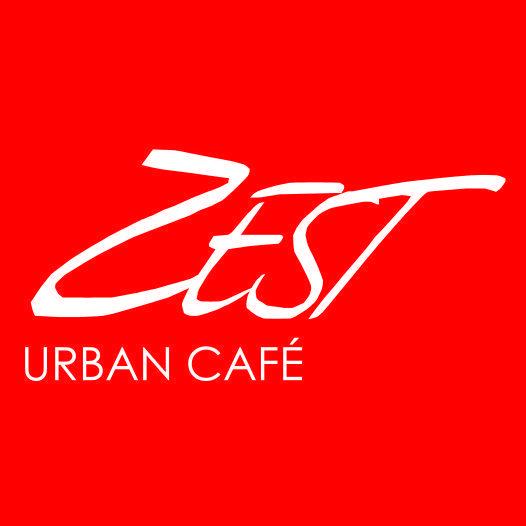 Zest Urban Cafe Menu
