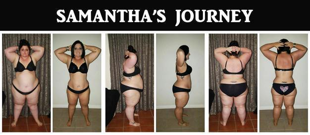 Samantha's Journey