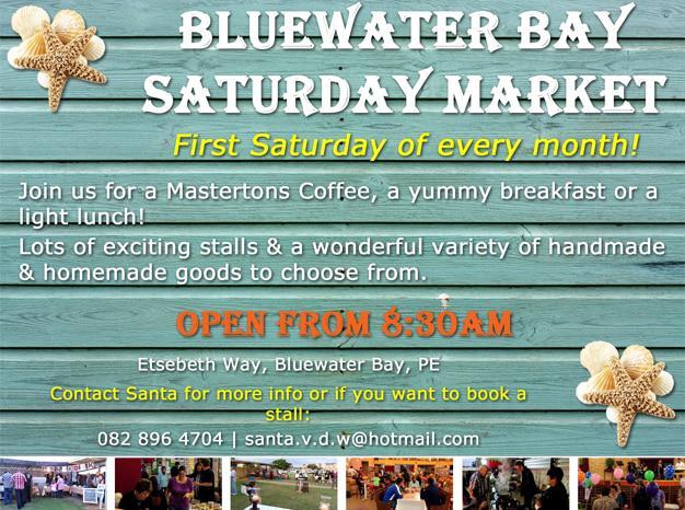 Bluewater Bay Market