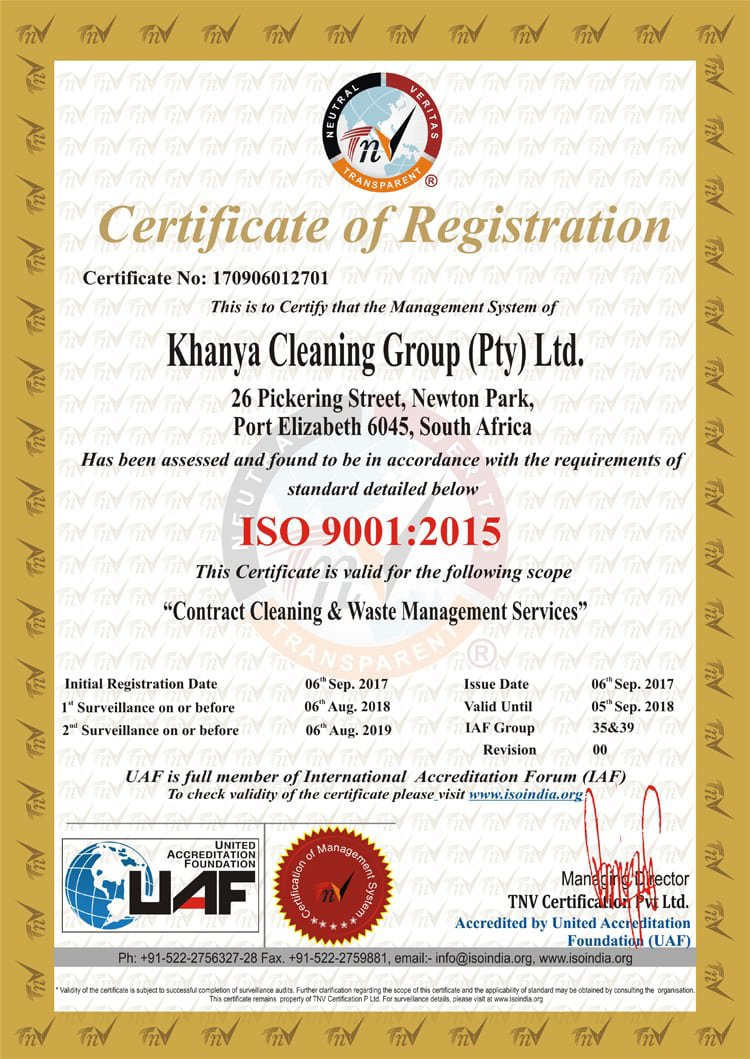 Khanya Hygiene Cleaning Group