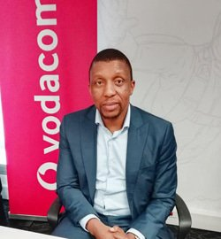 Mpumelelo Khumalo, Vodacom's Managing Executive for the Eastern Cape Province