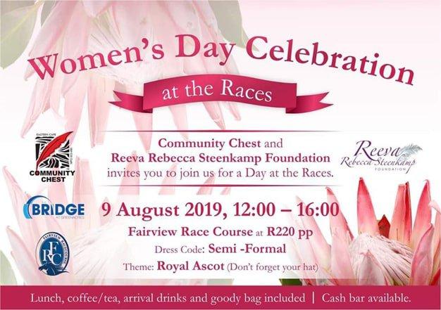 Women's Day - Fairview Racecourse