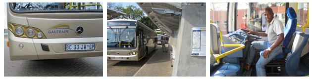 Gautrain Bus Service
