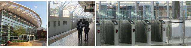 Gautrain Pretoria Station