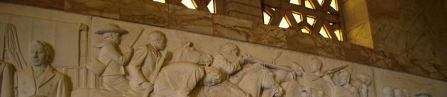 Inside Voortrekker Monument