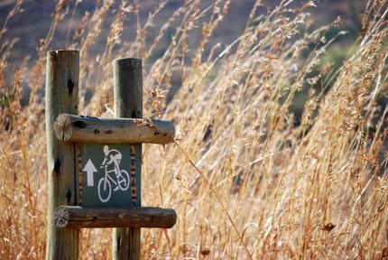 Cycling Trail at Groenkloof