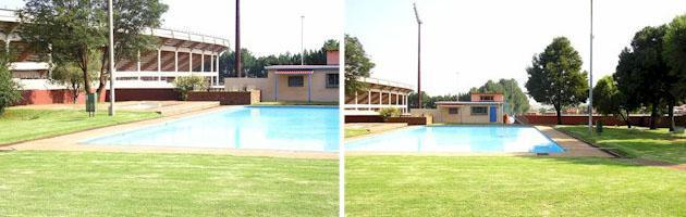 Atteridgeville Swimming Pool, Pretoria