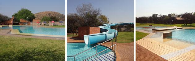 Derdepoort Resort Swimming Pool, Pretoria