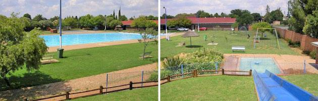 Eersterust Swimming Pool, Pretoria