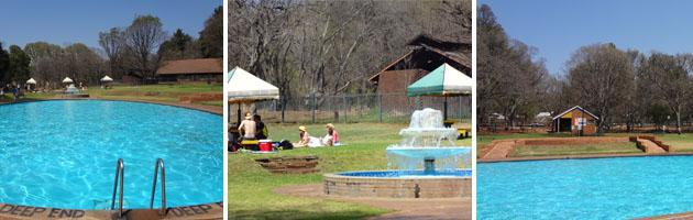 Fountains Resort Swimming Pool, Pretoria