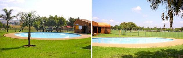 Hans Moolman Paddling Pool, Pretoria
