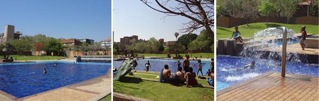 Sunnyside Swimming Pool, Pretoria