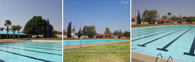 Tjaart van Vuuren Swimming Pool, Pretoria
