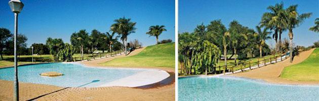 Zita Park Paddling Pool, Pretoria