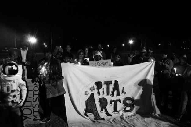 Capital Arts Revolution, picture by Pretoria Street Photography