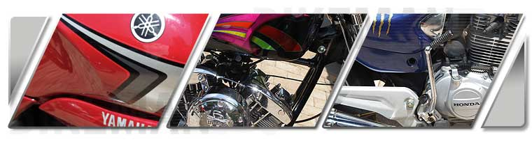 Bike Retailer, Workshop and Financier situated in Pretoria. Motorcycles: Honda, Harley Davidson, Kawasaki, Triumph, BMW,Yamaha, Suzuki