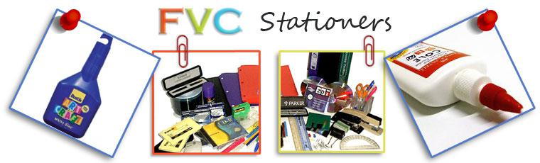 FVC Stationers focuses on stationery services, from individual person to small business, corporate, government and schools departments.