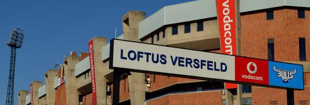 Loftus entrance on Kirkness Street