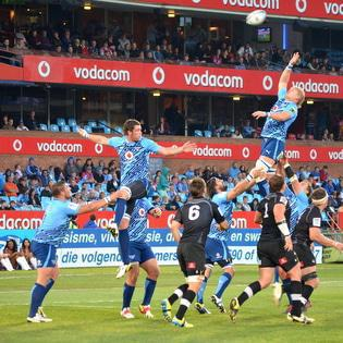 Bulls vs Kings at Loftus Versfeld