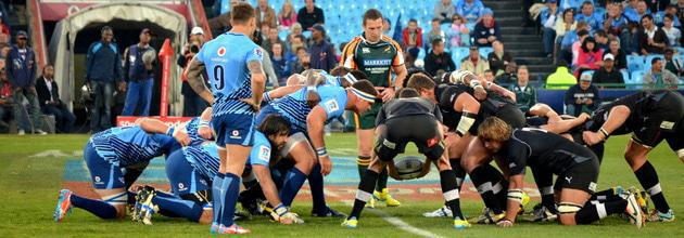 Bulls scrum against Kings at Loftus Versfeld