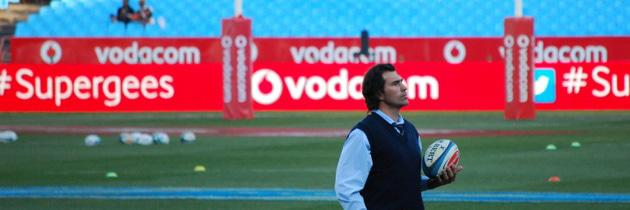 Victor Matfield at Loftus