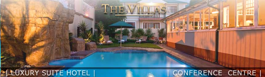 The Villas Luxury Hotel Suite Swimming Pool And Terrace