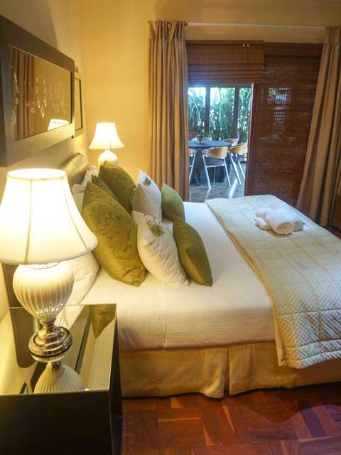 Tram Village, Pretoria Accommodation. Room 2