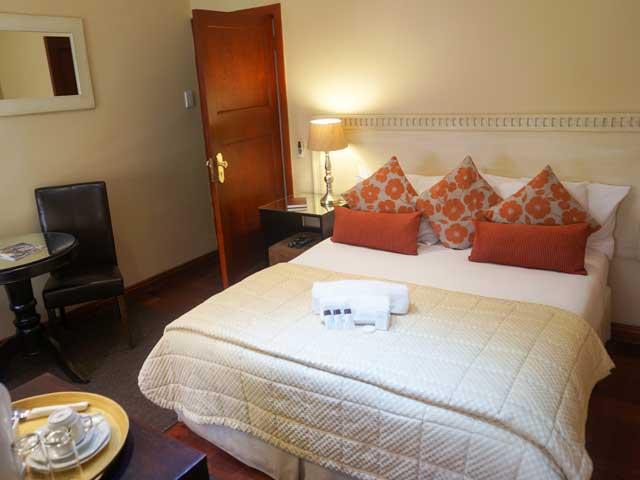 Tram Village, Pretoria Accommodation. Room 3