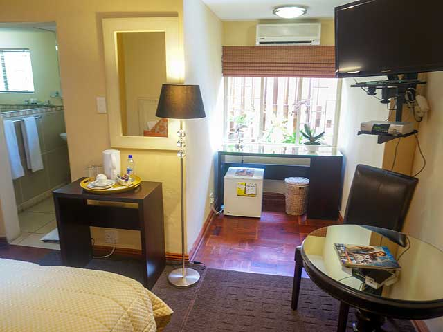 Tram Village, Pretoria Accommodation. Room 3