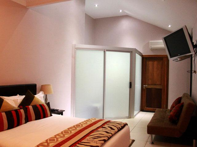 Tram Village Accommodation. Self-catering Units. Room 11