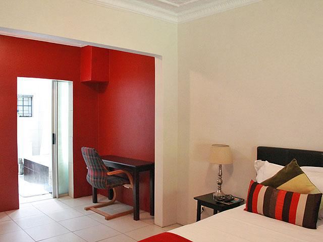 Tram Village Accommodation. Self-catering Units. Room 12