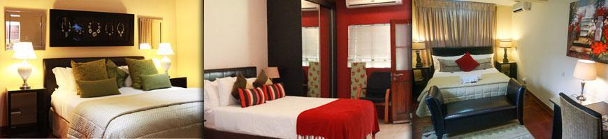 At Tram Village we offer a choice between Standard, De Lux or Superior rooms