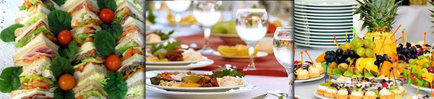 Tram Village offers various catering packages