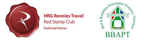 Tram Village member of Rennies Red Stamp and Bed & Breakfast Association Pretoria / Tshwane (BBAPT)