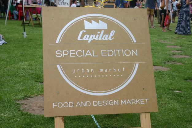 First Capital Urban Market in Pretoria 2014