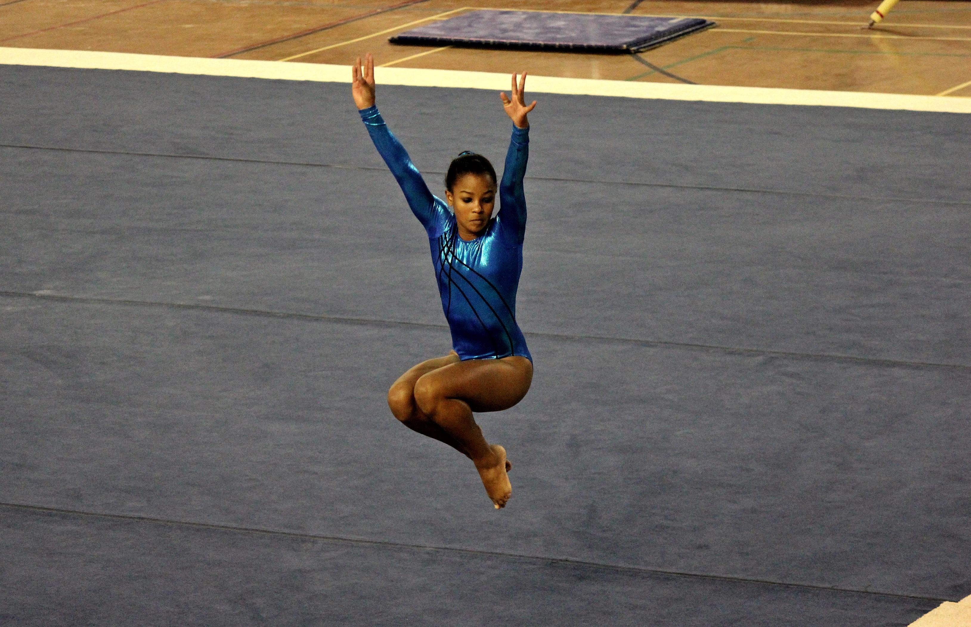 12th African Gymnastics Championships Athletes Pretoria