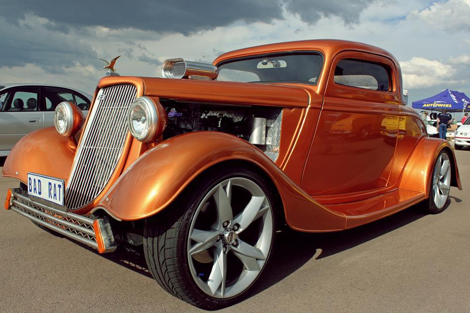 Street Rod and Muscle Car Nationals | Pretoria