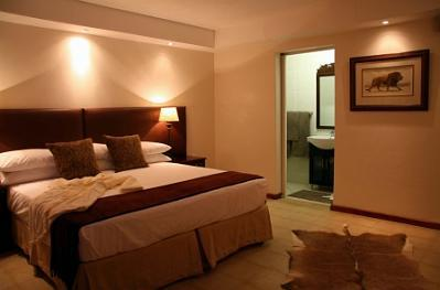 Edelweiss Corporate Guesthouse - Safari Room