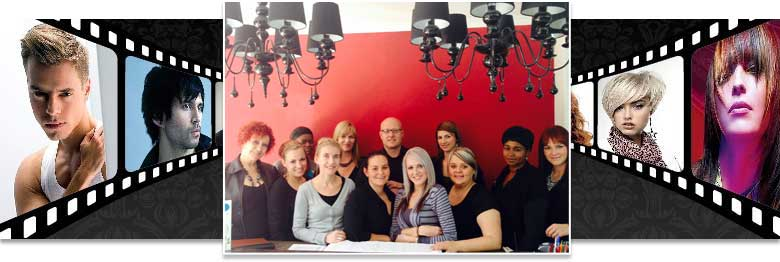 Equilibrium Hair and Beauty, an upmarket hair salon with six dynamic professional stylists and a beauty department in Pretoria, Gauteng