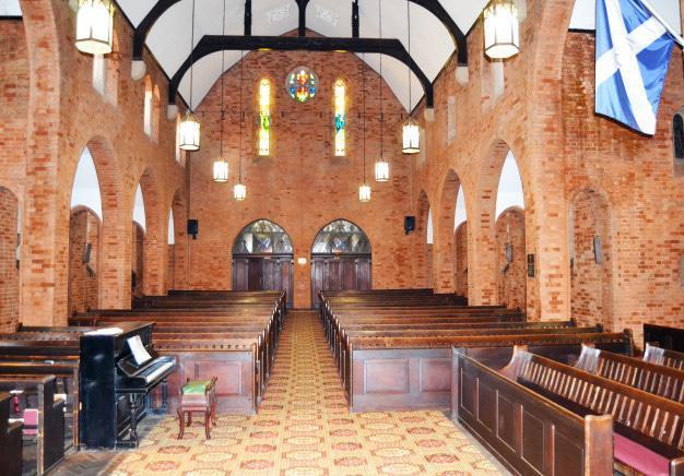 Inside St Andrews Presbyterian